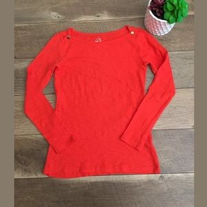 J. Crew Painter tee size xs extra small